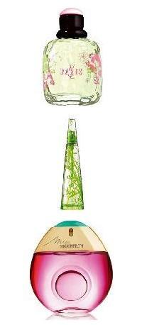Choisir un parfum envolées bucoliques